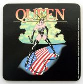 Queen - 'Mistress' Drinks Coaster